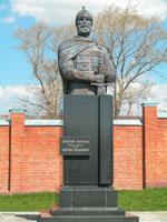 Памятник Д.М. Пожарскому