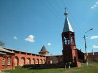 деревянная колокольня